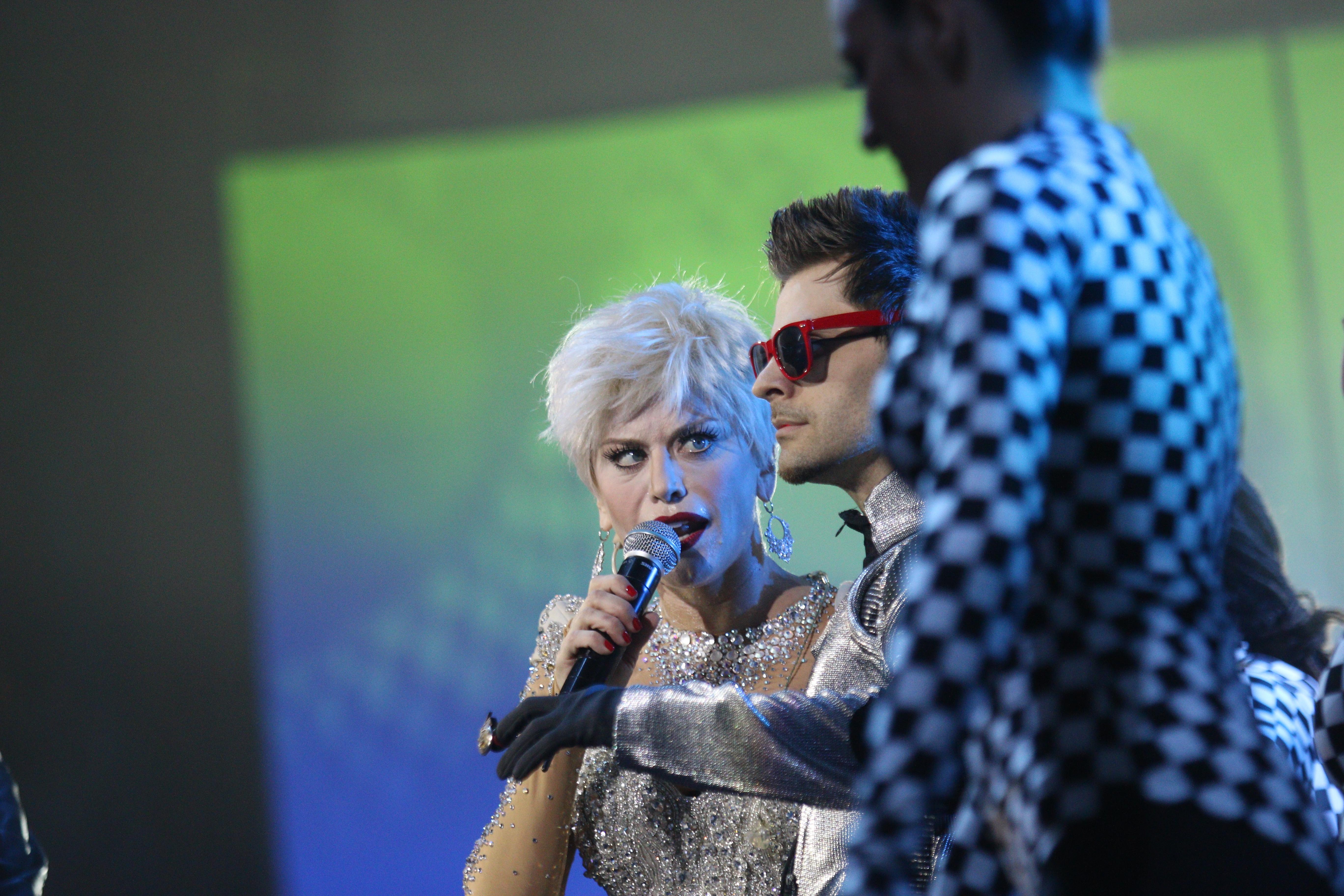 Loredana i-a oferit lui Robo ocazia de a dansa alaturi de ea in spectacolul