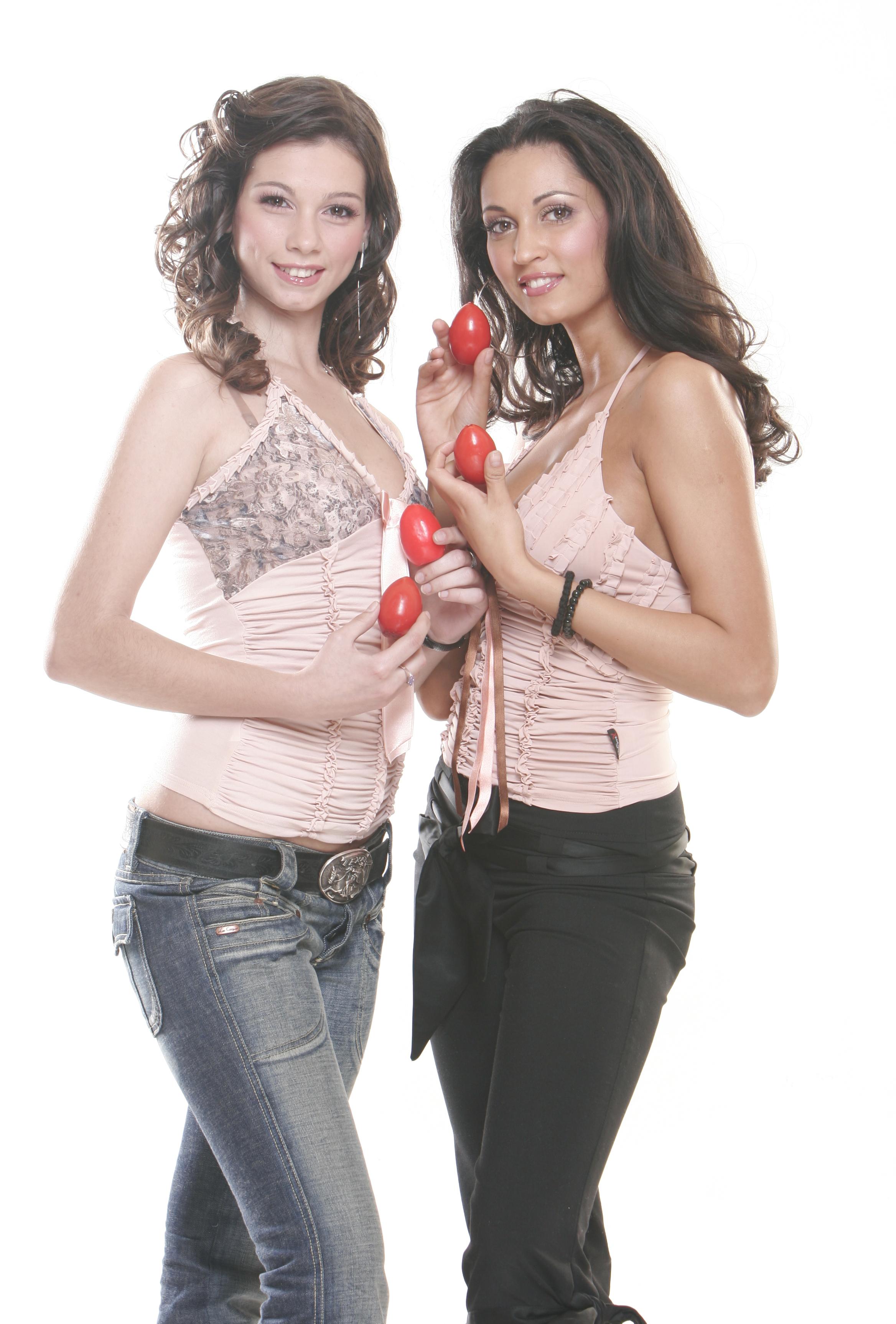 Asa arata Iuliana in 2009, cand nu avea silicoane
