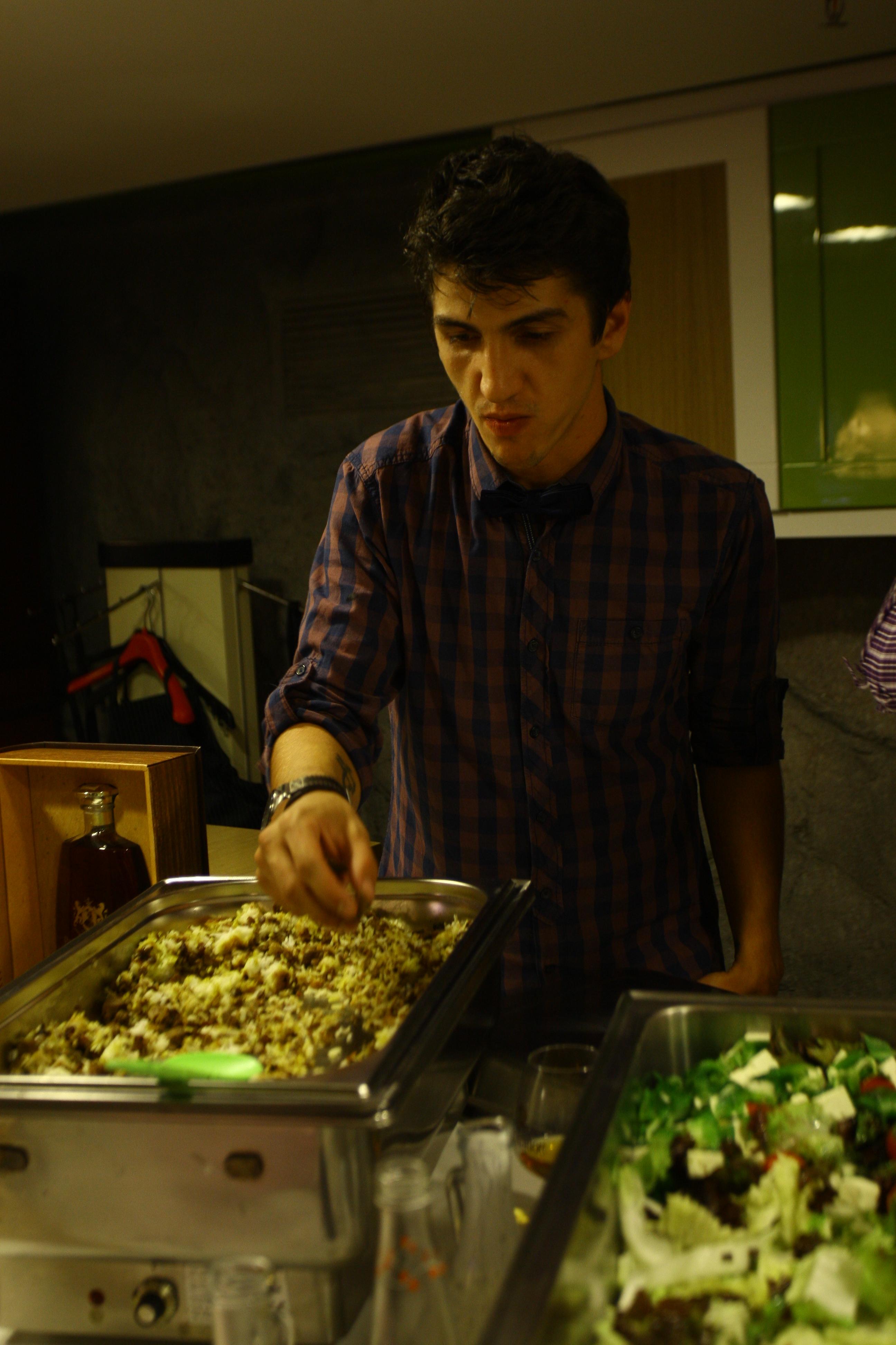 Bucatarul a deschis un restaurant cu concept inedit