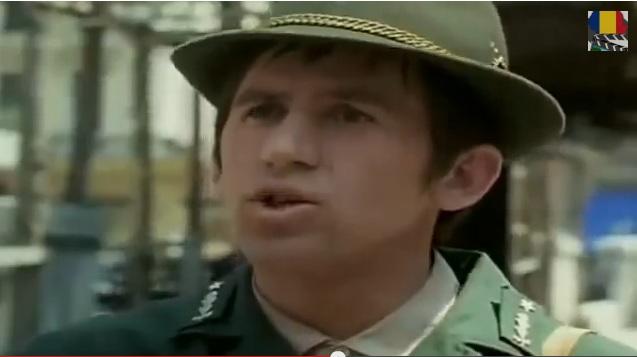 In anul 1971, George Mihaita juca rolul lui Haralambie, un tanar care isi dorea sa devina politist