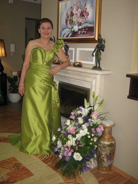 Maria Grapini este intotdeauna o prezenta extrem de eleganta