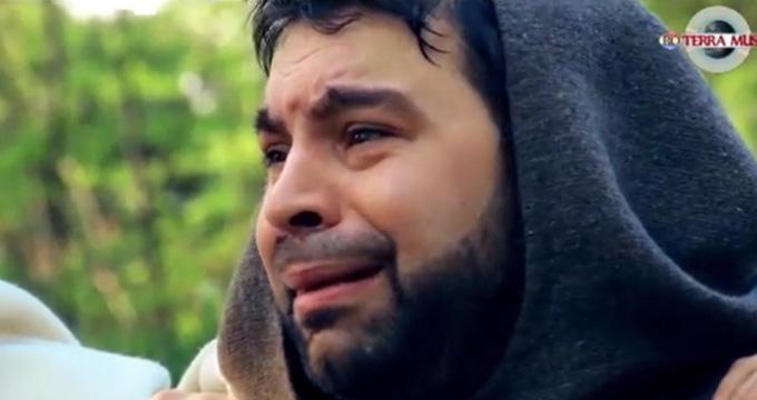 Salam a jucat rol de calugar, intr-un videoclip