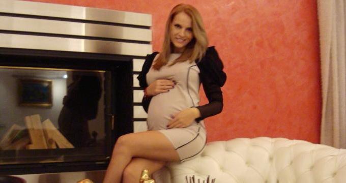 Elena a aratat impecabil si in timpul sarcinii