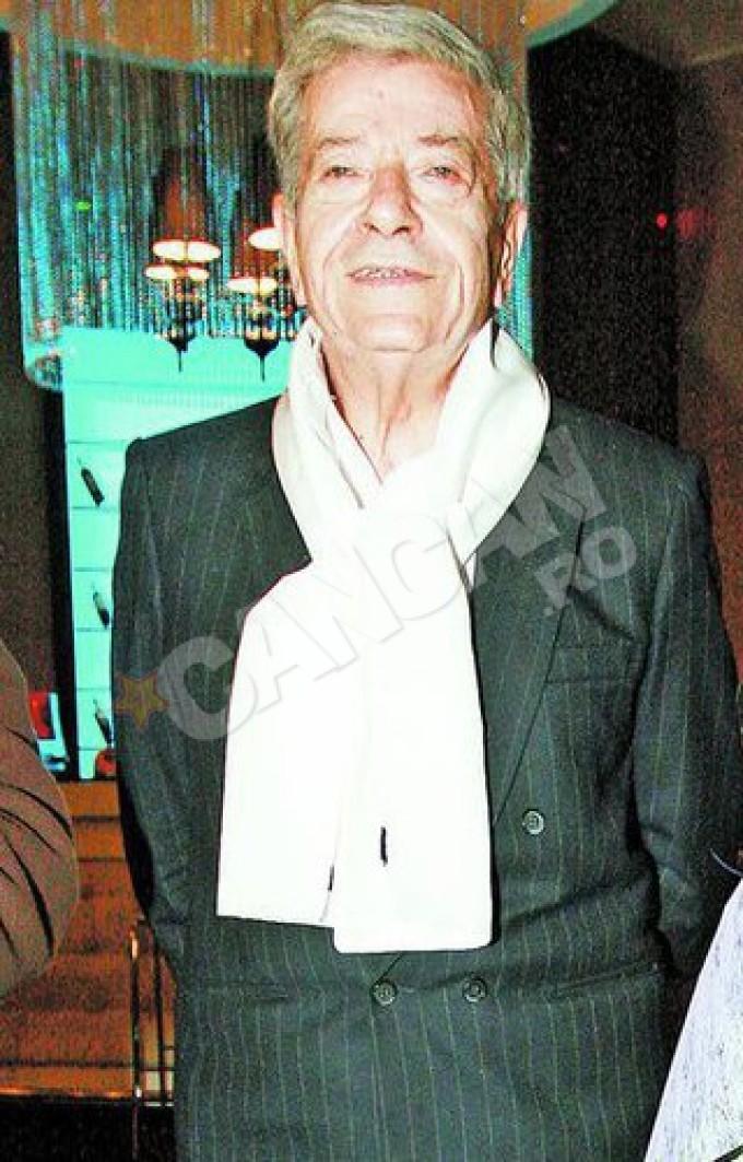 Desi a implinit anul acesta 80 de ani, maestrul Ion Dichiseanu se tine in continuare foarte bine