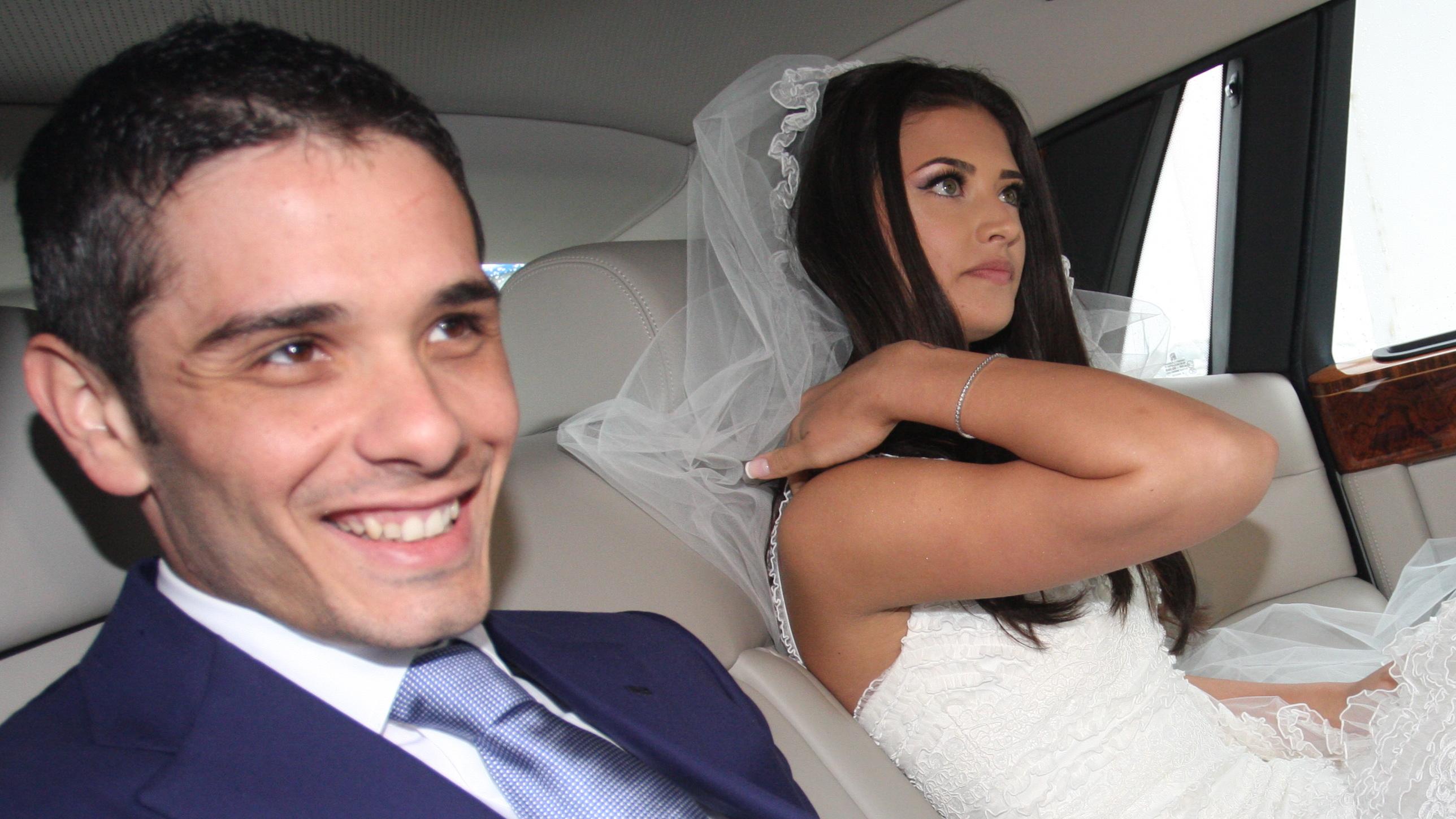 Vincenzo si Antonia s-au casatorit in mai 2011