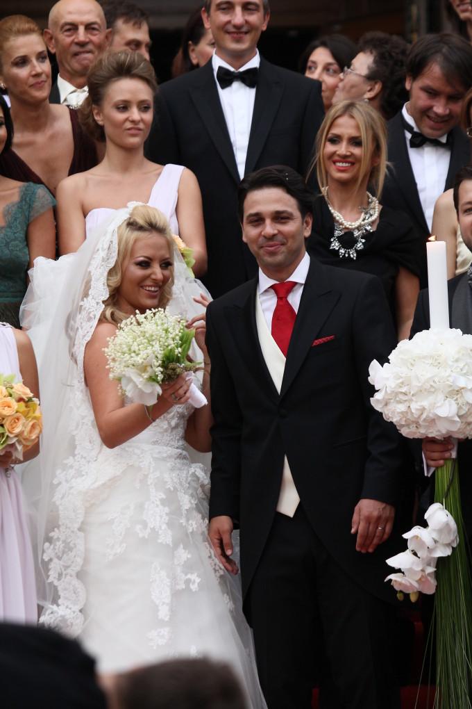 Si sotul Deliei ar fi avut o relatie cu Andreea Marin