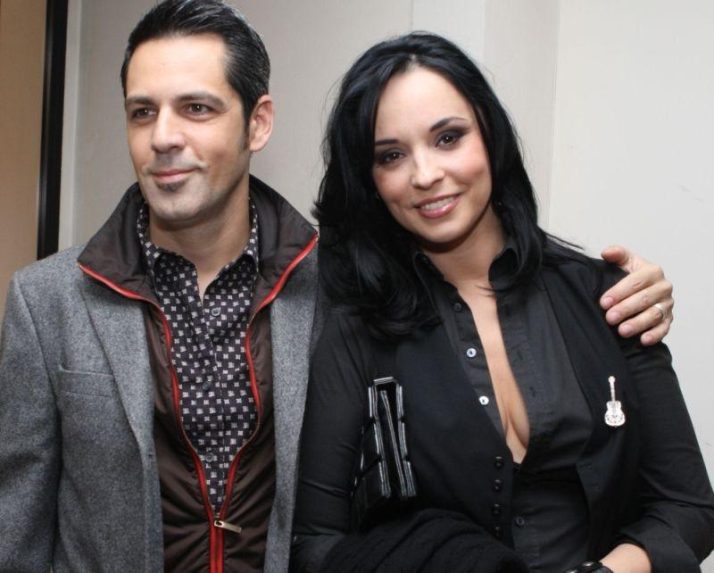 Andreea Marin si Stefan Banica Jr. , pe vremea cand erau impreuna