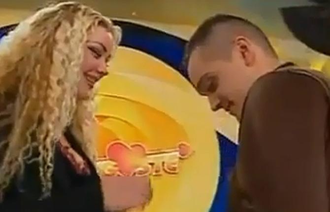 Bianca si Mihai, la Din dragoste, in urma cu 14 ani