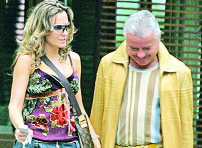 Anna s-a iubit cu Irinel Columbeanu intre 1996 si 2004