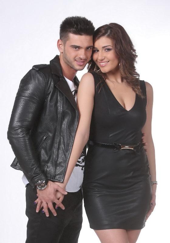 Alina si Dorian sunt unul dintre cele mai iubite cupluri de pe micul ecran sursa: PRO TV