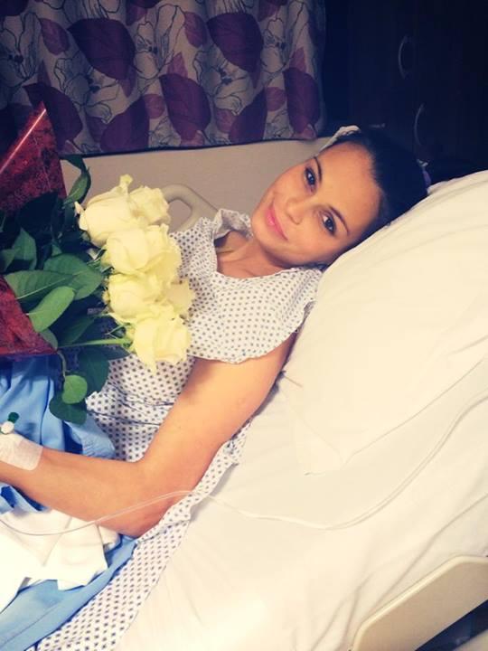 Anca Serea a nascut sambata noapte o fetita, al doilea copil pe care il are cu Adrian Sina.