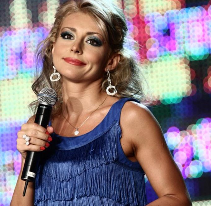 Alexandra este fiica faimosului actor Stefan Velniciuc