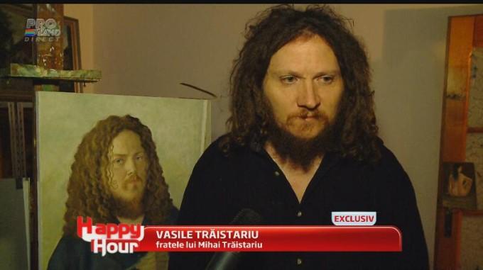 Vasile Traistariu si-a lasat parul lung si barba si a preferat sa traiasca in credinta si rugaciune sursa: PRO TV