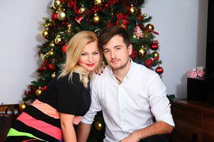 Radu si Ana, un cuplu fericit de mai bine de noua ani sursa: arhiva personala