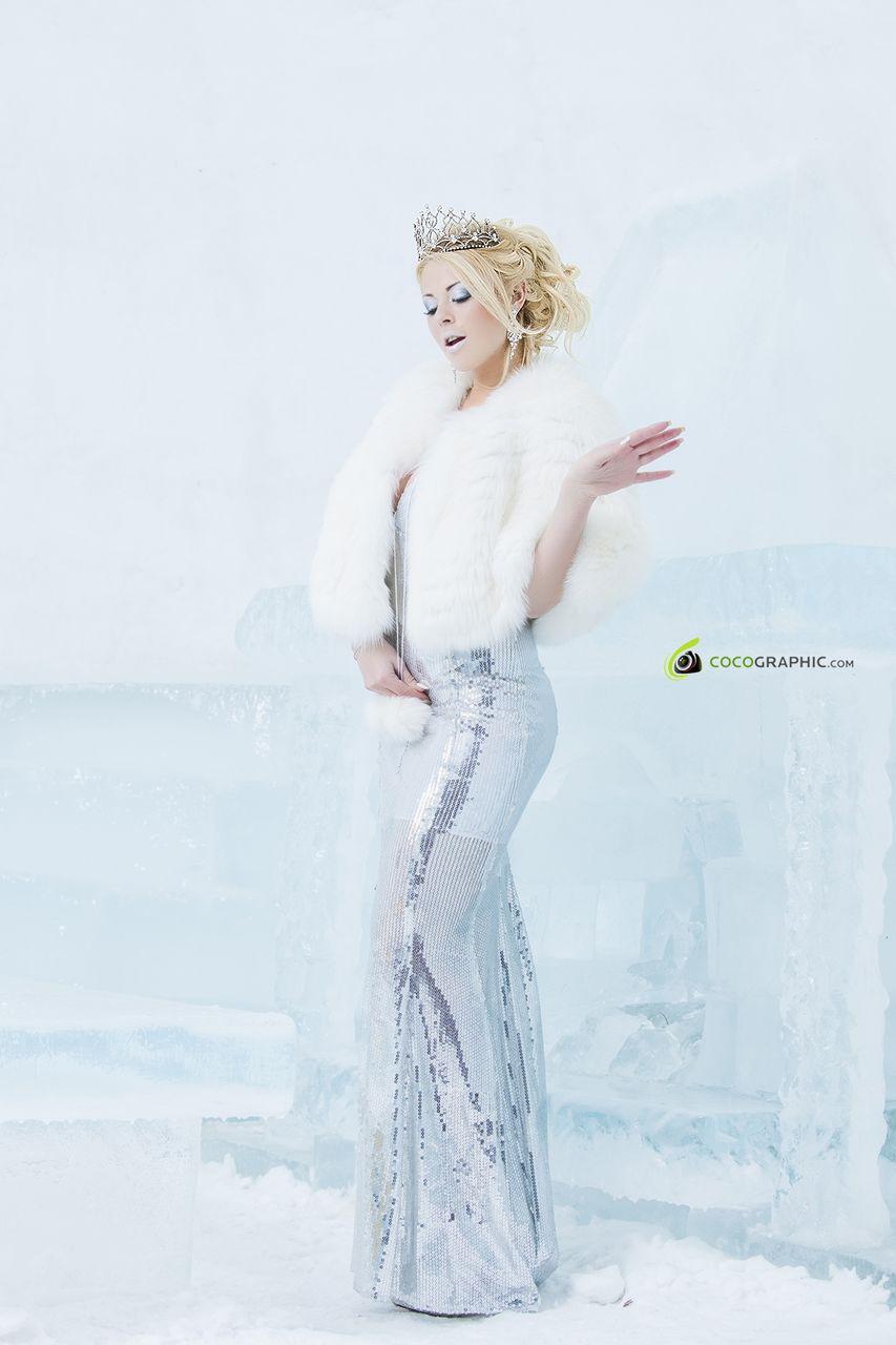 Cantareata a pozat intr-o adevarata diva, iar atitudinea ei face toti banii sursa: Cocographic.com