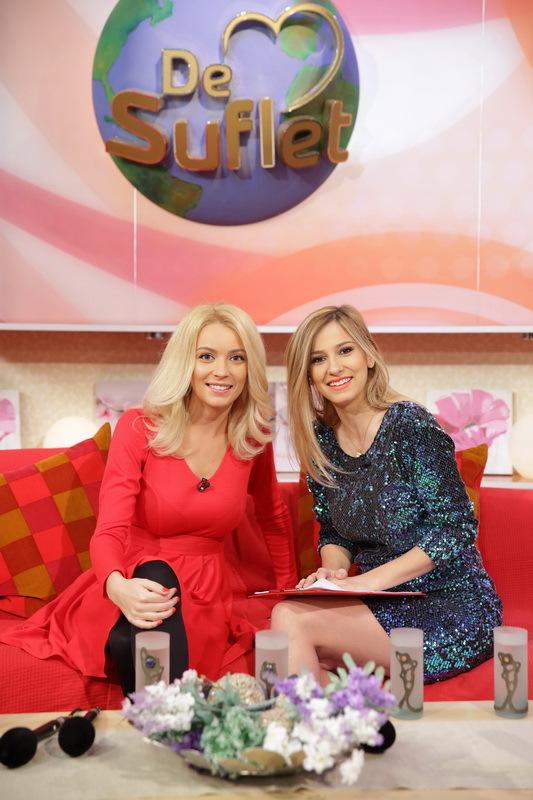 Diana Dumitrescu, invitat in emisiunea Danei Rogoz sursa: PRO TV