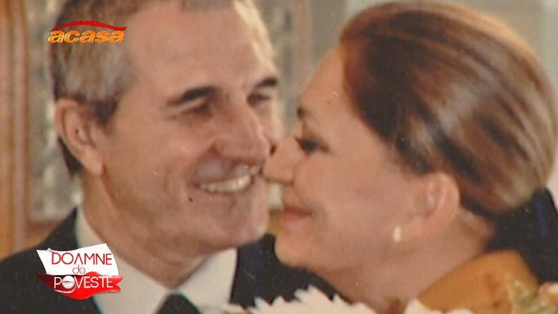 Gabi si Gheorghe Dinica au fost fericiti 15 ani sursa: ACASA TV