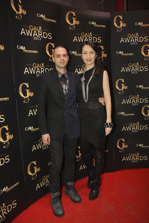 Amalia Nastase si Razvan Vasilescu