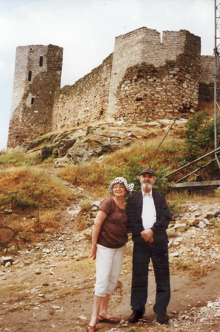 Gabriela si Gheorghe Dinica au fost casatoriti 16 ani