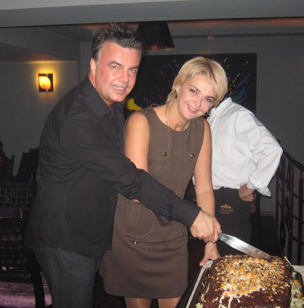 Adrian Enache sustine un turneu in Las Vegas, iar Iuliana ar fi plecat dupa el