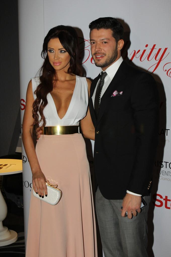Bianca si Victor sunt in plin proces de divort
