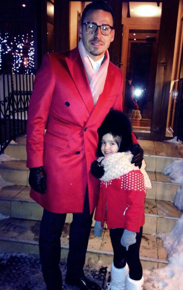 Denisa e mandra ca Rania seamana cu tatal ei
