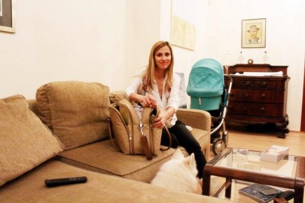 Dana Rogoz sustine ca deja a inceput sa isi faca bagajul pentru maternitate