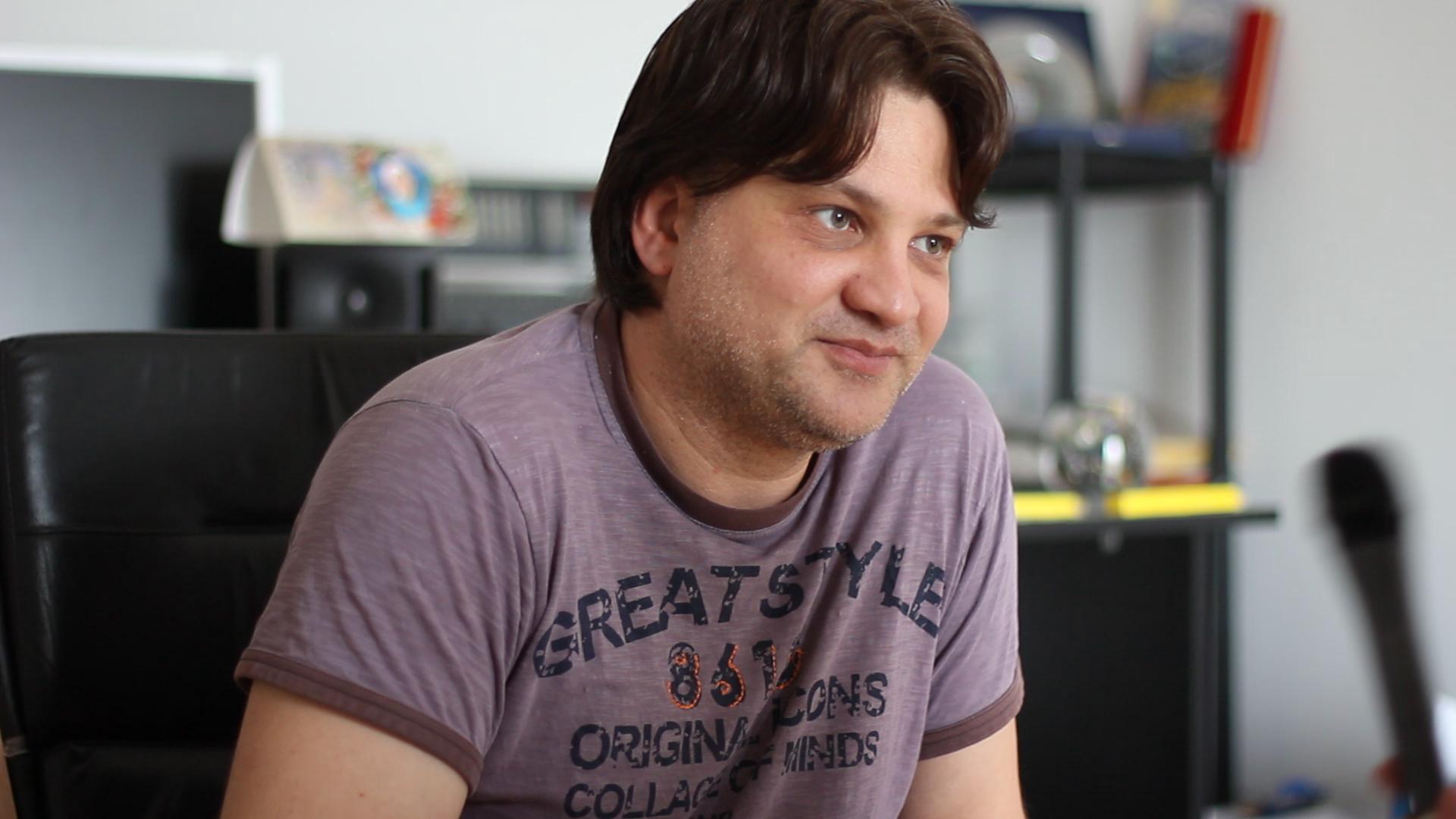 De cand a devenit vindecator, Mihai Onila este foarte impacat cu sine