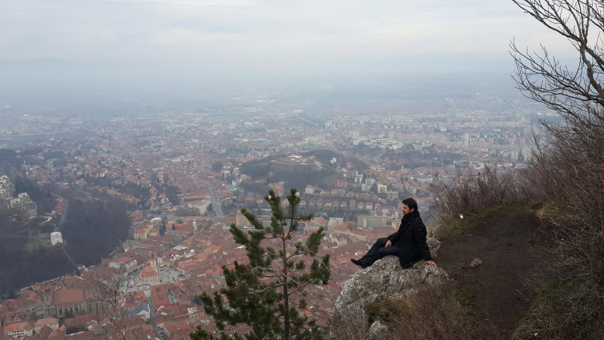 Tuncay este indragostit de peisajele din Romania foto: Facebook