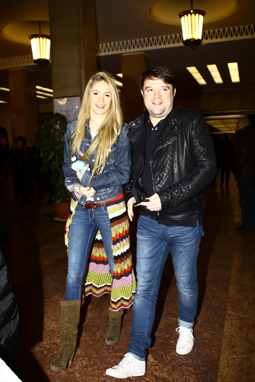 Andrei Duban si sotia