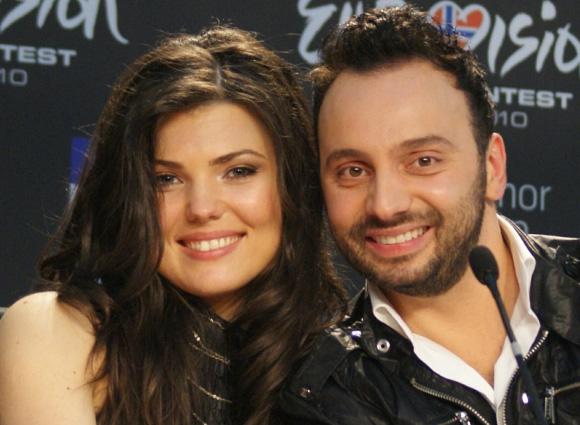 Paula si Ovi vor reprezenta Romania la Eurovision