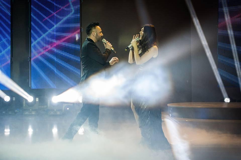 Paula si Ovi au castigat selectia nationala si vor reprezenta Romania la Eurovision