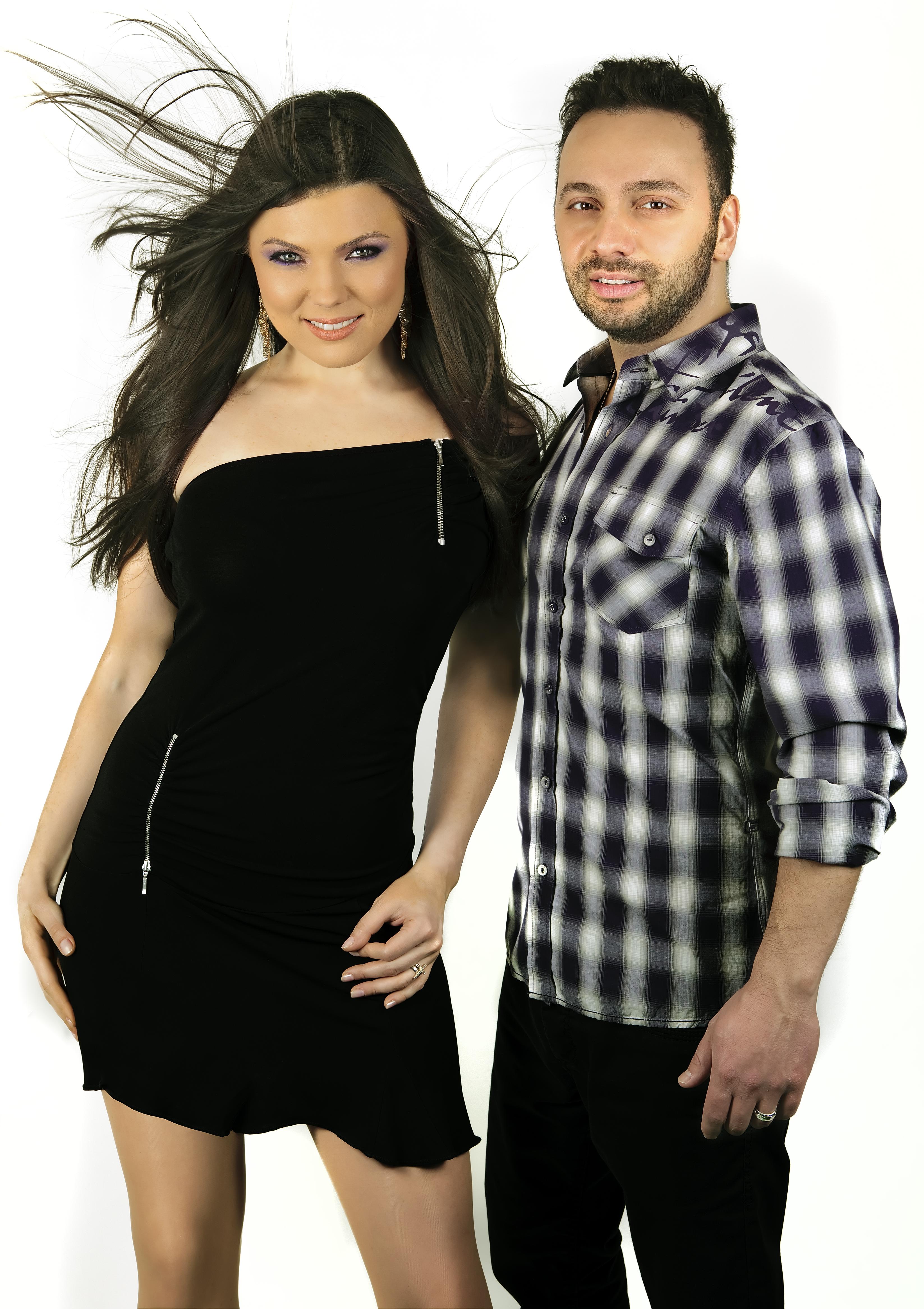 Paula Seling si Ovi vor reprezenta pentru a doua oara Romania la Eurovision