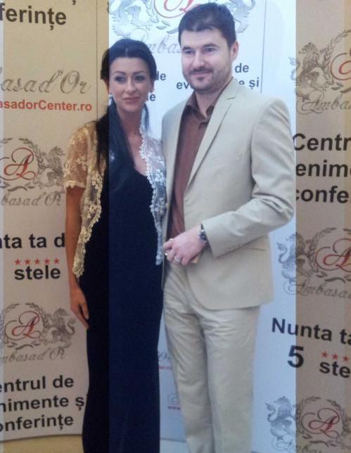 Denisa Tanase si sotul - 5