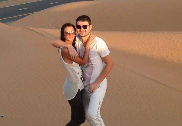 Denisa Tanase si sotul - 3