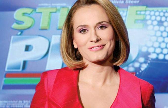 Andreea Esca - cea mai bine cotata prezentatoare TV din Romania
