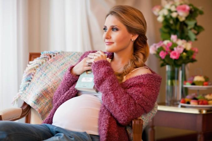 Alina Sorescu a nascut o fetita