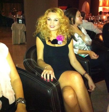 Elena Constantin spera sa devina o actrita cunoscuta