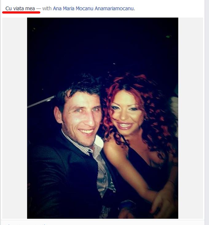 Lucian a postat ASTA pe Facebook la cateva ore dupa petrecere