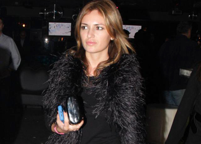Maria Marinescu a anuntat zilele trecute ca divorteaza de sotul ei, Frank Colin