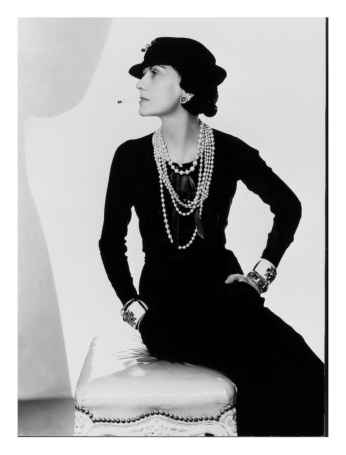 Coco Chanel, creatoarea celebrei