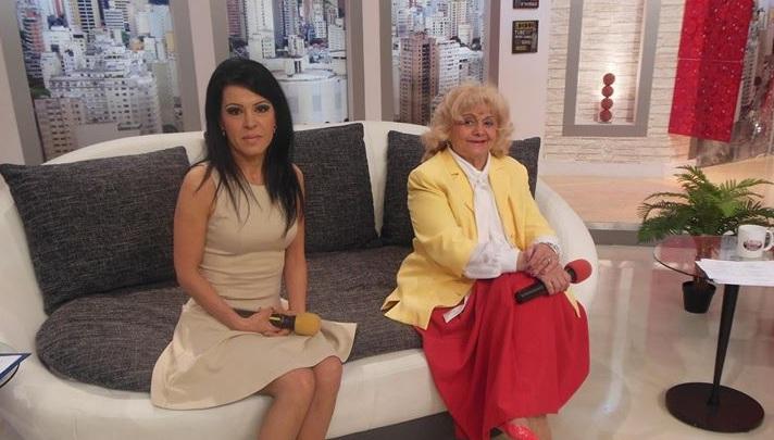 Anda Ghita a participat la o emisiune televizata, in care tema discutiei era diferenta dintre mamele de fete si cele de baieti