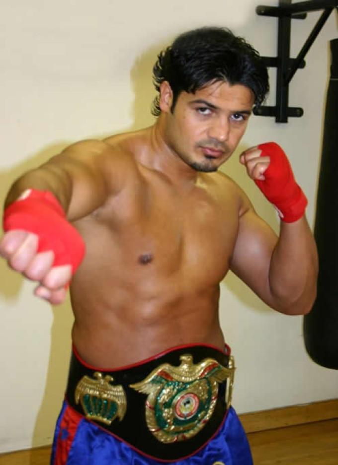 Riyadh al-Azzawi este un luptator celebru