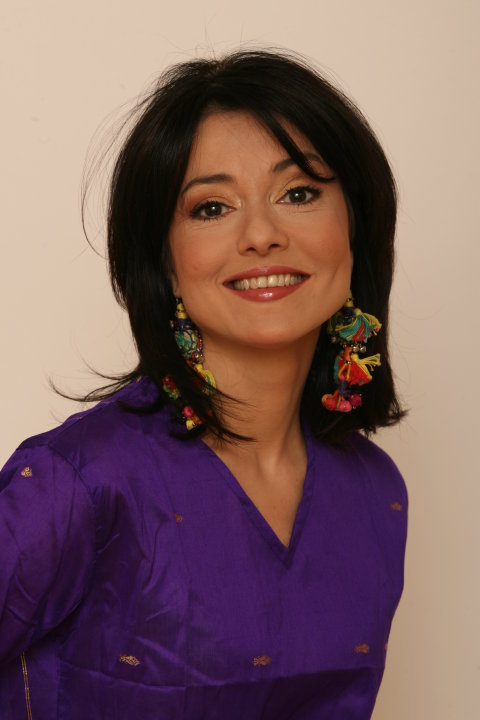 Publicul o cunoaste pe Oana Sarbu ca pe o femeie mereu cu zambetul pe buze foto: Facebook