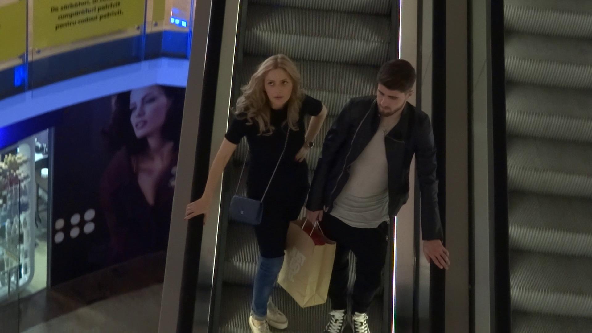 Alina Crisan si Mihai Radut