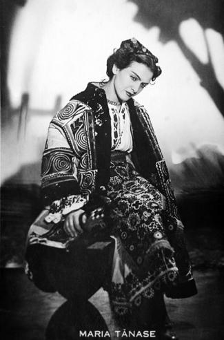 Maria Tanase a fost una dintre cele mai mari artiste ale tuturor timpurilor