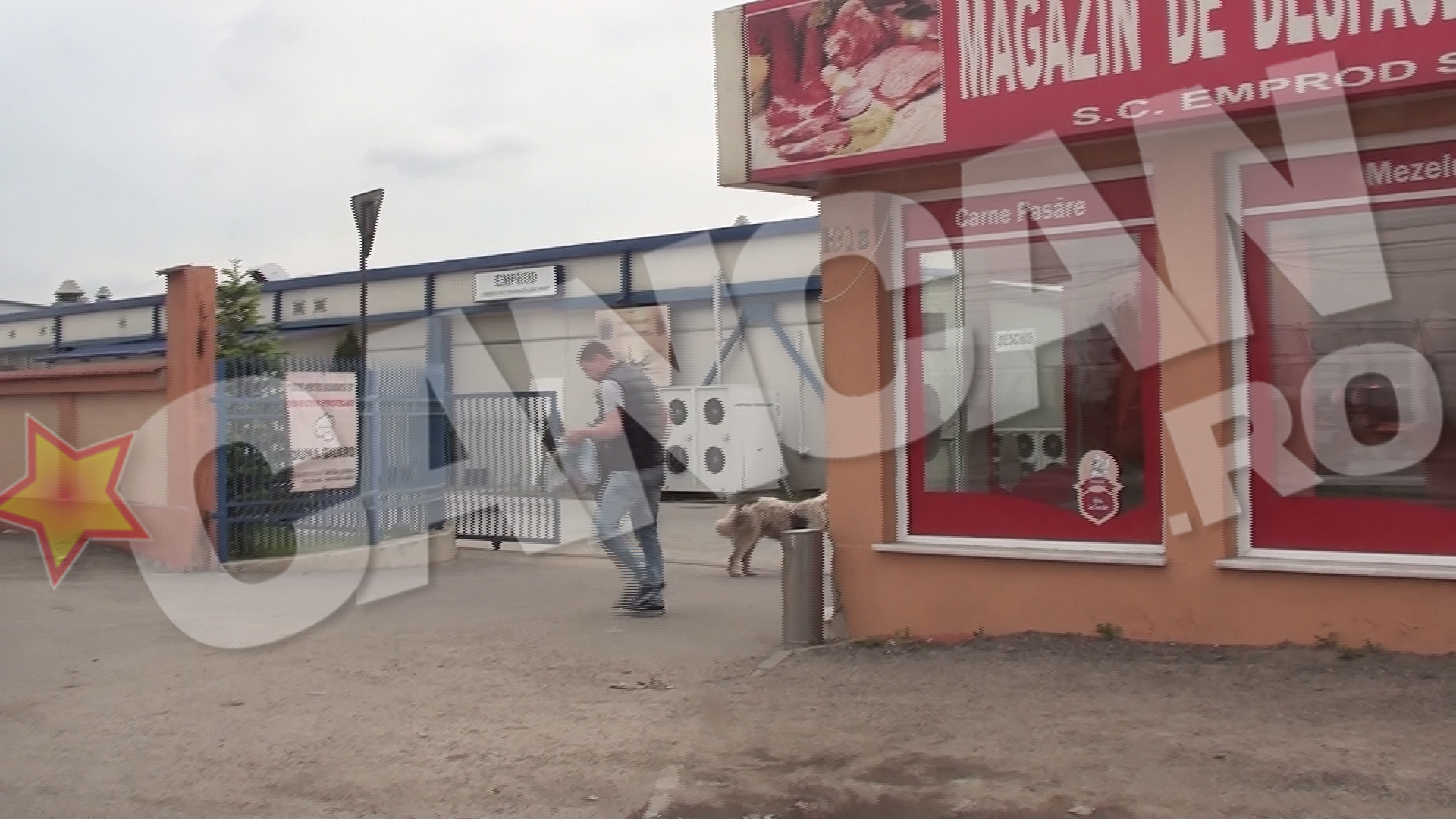 Actionarul echipei Steaua i-a dat cheile de la Maybach unui angajat si l-a trimis sa-i cumpere carne proaspata de la o macelarie
