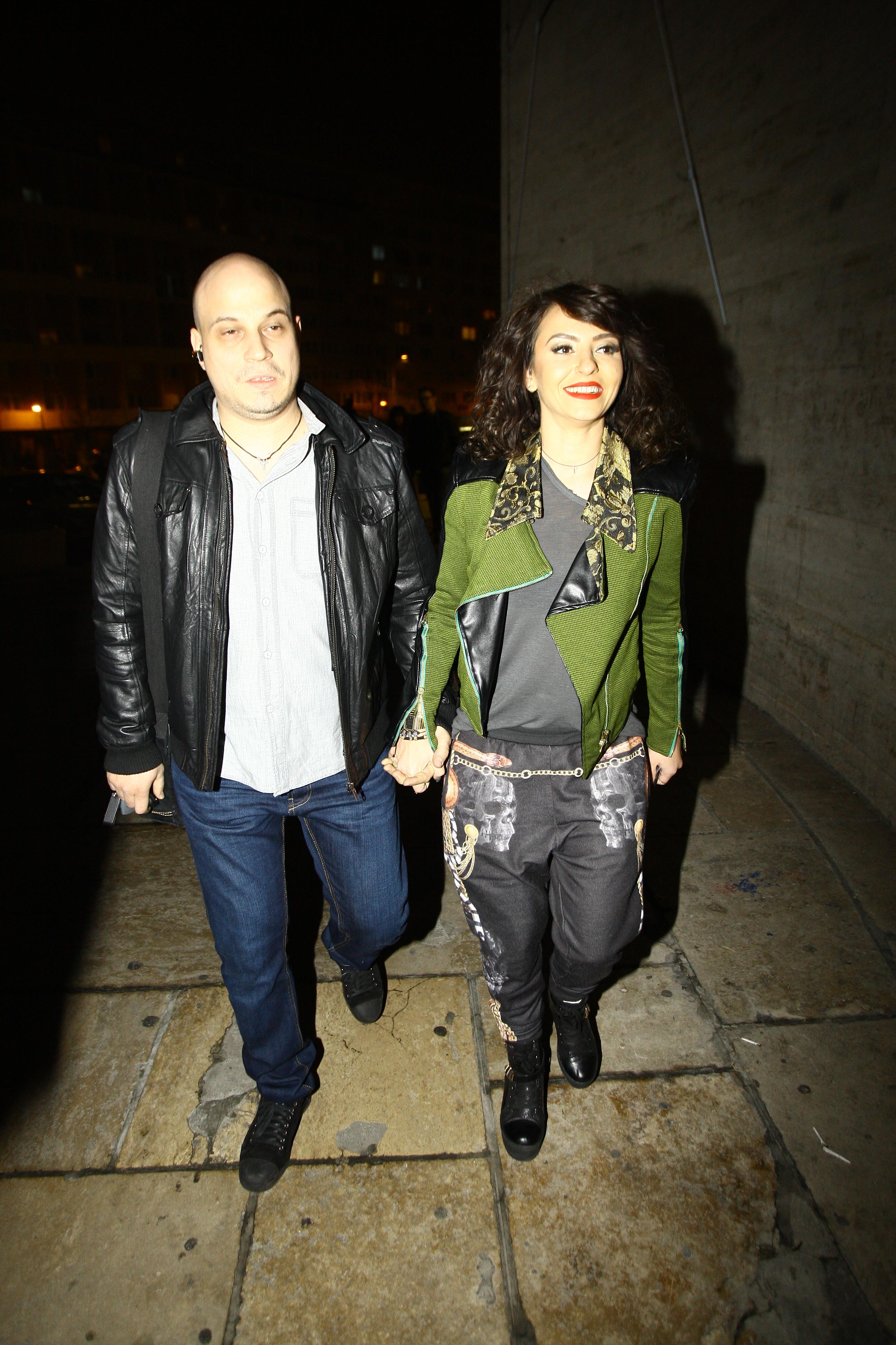 Giulia si Vlad Huidu