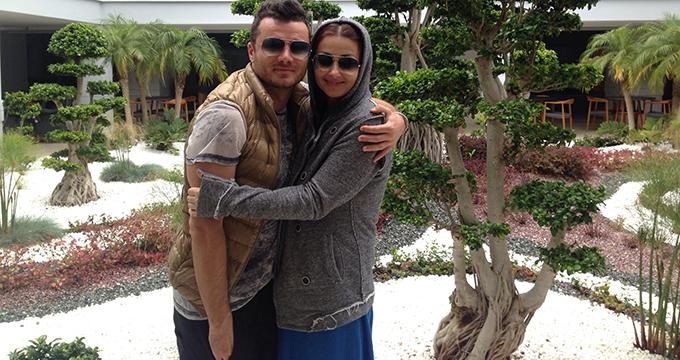 Gabi Cristea si iubitul ei sunt impreuna de mai bine de sase luni foto: Facebook