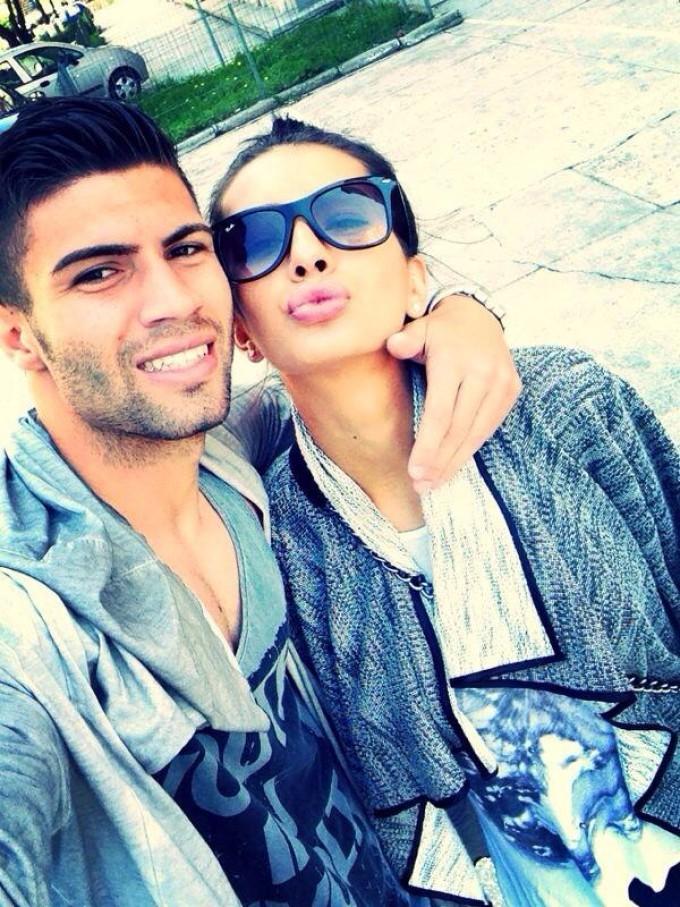 DJ Harra si iubitul ei sunt impreuna de o luna